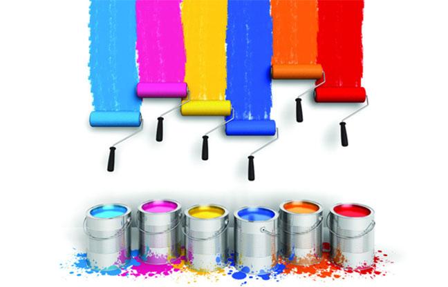 油漆涂料行業