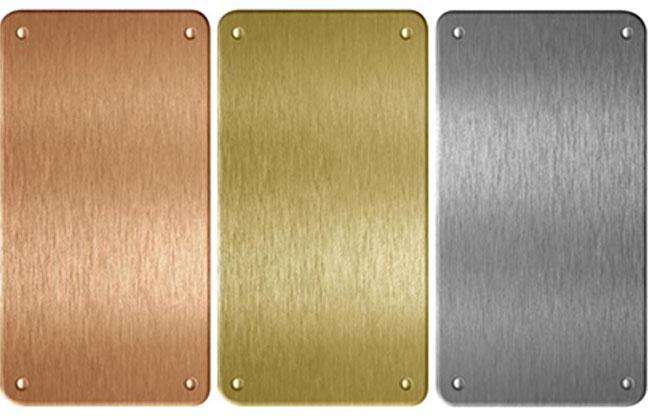 金屬表面涂層領域的應用